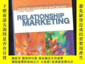 二手書博民逛書店Relationship罕見marketingY24040 Gordon, Ian. WILEY 出版199