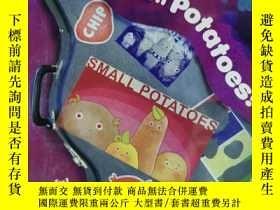 二手書博民逛書店stuck罕見on potatoes! 兒童讀物 英文版Y42402