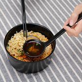全館免運八九折促銷-泡面碗帶蓋大號學生碗湯碗日式餐具創意飯盒泡面杯方便面碗筷套裝