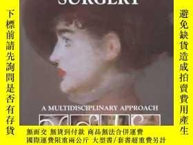 二手書博民逛書店Aesthetic罕見Facial Plastic Surgery: A Multidisciplinary Ap