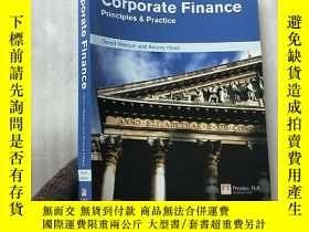 二手書博民逛書店Corporate罕見Finance Principles an