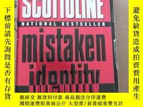 二手書博民逛書店外文書Mistaken罕見IdentityY24206 詳見圖 外文 出版2000