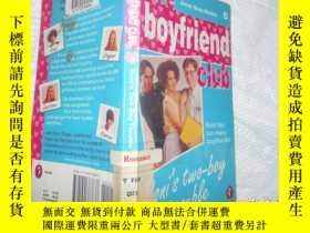 二手書博民逛書店The罕見Boyfriend ClubY171502 Janet