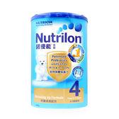 諾優能-金版 3-7歲兒童成長配方奶粉900g/罐 大樹