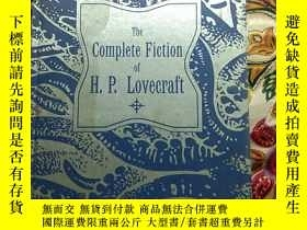 二手書博民逛書店The罕見Complete Fiction of H.P. Lo