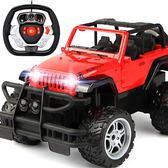 超大遙控越野車充電可開門悍馬遙控汽車兒童玩具男孩玩具賽車模型 igo 范思蓮恩
