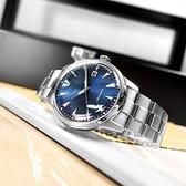 CITIZEN 星辰表 / NK0008-85L / 限量款 黑潮64復刻經典 機械錶 日期顯示 不鏽鋼手錶 藍色 41mm