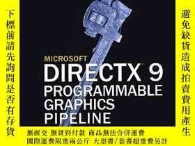 二手書博民逛書店The罕見Microsoft Directx 9 Programmable Graphics Pipeline