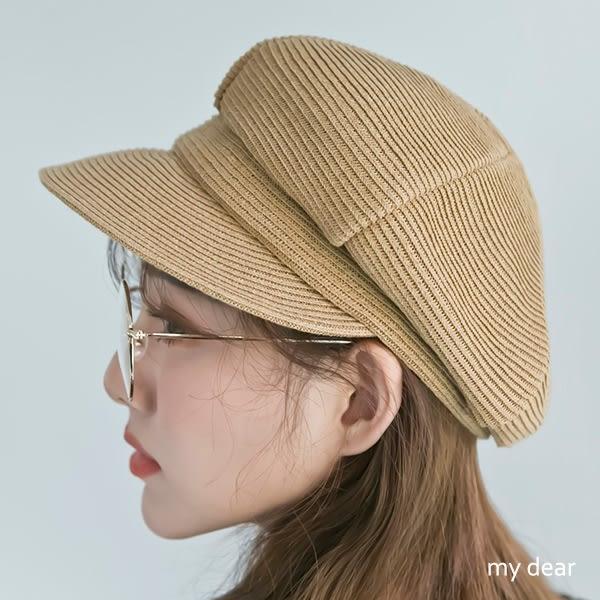 MD韓製-竹編報童帽-4色【09010763】