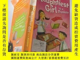 二手書博民逛書店the罕見naughtiest girl is a mobitorY200392