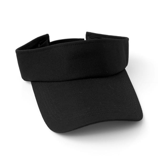 帽子 黑白色網球帽/遮陽帽 【NH257】