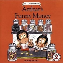 〈汪培珽英文書單〉〈An I Can Read系列:Level 2)  ARTHUR'S FUNNY MONEY / (單CD)