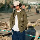 軍裝外套 日系軍風材質多口袋連帽風衣 夾克【TJJ152】現貨+預購 Doppler