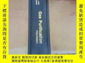 二手書博民逛書店英文原版(GAS罕見PURIFICATION)Y223356