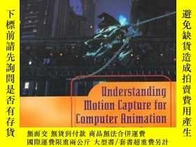 二手書博民逛書店Understanding罕見Motion Capture For Computer Animation And