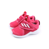 adidas FortaRun X CF I 童鞋 運動鞋 桃紅色 魔鬼氈 小童 G27193 no730