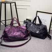 旅行包女手提大容量旅游包單肩短途行李袋