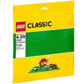 樂高積木LEGO《 LT10700 》Classic 經典基本顆粒系列 - 綠色底板╭★ JOYBUS玩具百貨