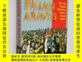 二手書博民逛書店John罕見Keating:Two Billion Armpit