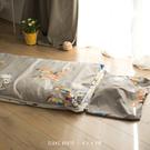 兒童睡袋 [星際幻想 / 灰]  ; 多用途舖棉兩用 ; 翔仔居家獨家人氣首發