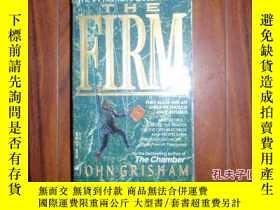 二手書博民逛書店英文原版:the罕見firm ...G1Y99 出版1992
