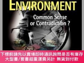 二手書博民逛書店預訂Profit罕見& The Environment - Commonsense Or Contradictio