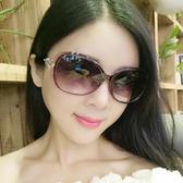 潮人太陽鏡 女款防紫外線眼鏡明星時尚女士復古墨鏡