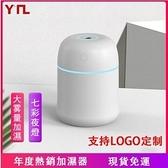 台灣現貨 極速 免運直出 A1迷你加濕器 USB霧化器 電池家用 香薰機 桌面噴霧加濕器igo