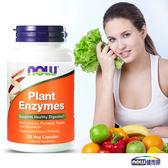 全方位植物酵素 (120顆/瓶)-NOW健而婷