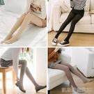 連身褲襪打底褲襪女春秋款絲襪黑肉色連腳神器連褲超薄款光腿超自然 【快速出貨】