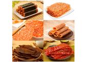 ~~即期良品優惠出清~~ [喜福田] 肉乾系列 6盒/組 只要509元