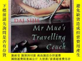二手書博民逛書店Mr.罕見Muo s Travelling couch 戴思傑Y