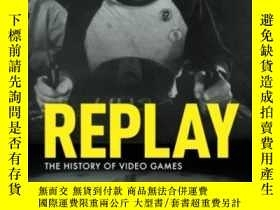 二手書博民逛書店罕見ReplayY256260 Tristan Donovan Yellow Ant Media Ltd 出