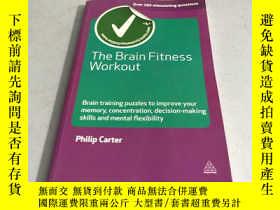 二手書博民逛書店The罕見Brain Fitness WorkoutY28718