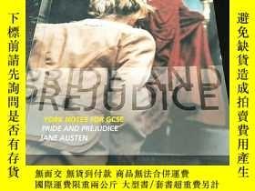 二手書博民逛書店Pride罕見and Prejudice:JANE AUSTEN(傲慢與偏見)(外文原版新書)Y4542 Re