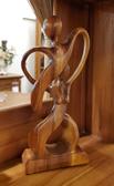 藝術雕刻品-默契 15*6*30 cm