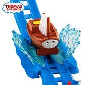 電動小火車系列之迷失寶藏航海軌道套裝益智玩具XW 萊爾富免運