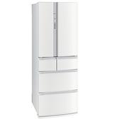 【MITSUBISHI 三菱】513L 日本原裝六門變頻電冰箱 絹絲白 MR-RX51E-W-C (送基本安裝)