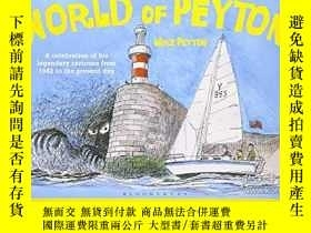 二手書博民逛書店World罕見of Peyton: A Celebration of his Legendary Cartoons