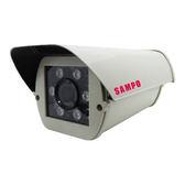 【SAMPO聲寶】SONY 1080P防護罩手動對焦5合1鏡頭 高畫質攝影機VK-XC3568HS@四保科技