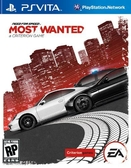 PSV Need for Speed Most Wanted 極速快感:新全民公敵(美版代購)