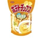 [COSCO代購] W96477 湖池屋 北海道玉米濃湯口味洋芋片 500公克 3入