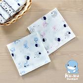 KUKU酷咕鴨夢想氣球紗布手帕-5入