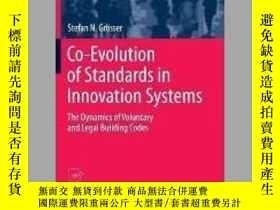 二手書博民逛書店Co-Evolution罕見of Standards in Innovation SystemsY405706