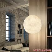 壁燈北歐月球燈臥室床頭燈過道走廊壁燈設計師墻燈圓形球形設計師燈具 JDCY潮流