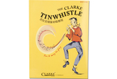 小叮噹的店 - CB6 英國Clarke Original TIN 初級錫笛教程 附CD