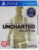 【玩樂小熊】現貨中 PS4遊戲 秘境探險 奈森 德瑞克合輯 UNCHARTED: The Nathan Dr 中文亞版
