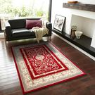 范登伯格 克拉瑪 貴族世家地毯/地墊-皇家(紅)-170x230cm
