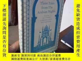 二手書博民逛書店Three罕見Tales from the Arabian Ni