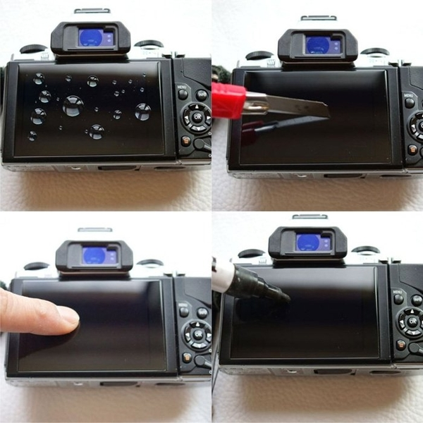 (BEAGLE)鋼化玻璃螢幕保護貼 FUJIFILM GFX 50R/GFX 100 專用-可觸控-抗指紋油汙-硬度9H-台灣製